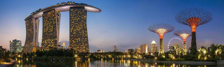 Singapur wycieczka indywidualna