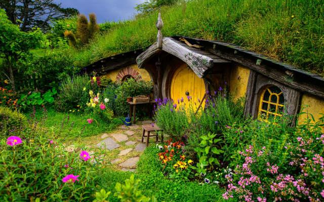 Nowa Zelandia Wycieczka Śladami Hobbita I Władcy Pierścieni