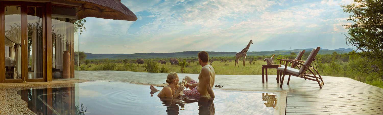 Egzotyczne podróże poślubne Afryka