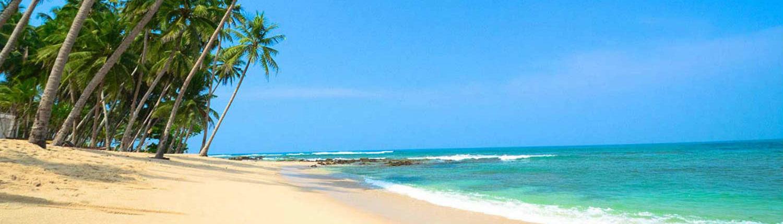 Wakacje Sri Lanka plaża