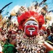 Papua Nowa Gwinea wycieczka