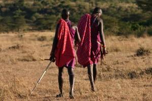 Kenia wakacje Masajowie. Rezerwat-Masai-Mara