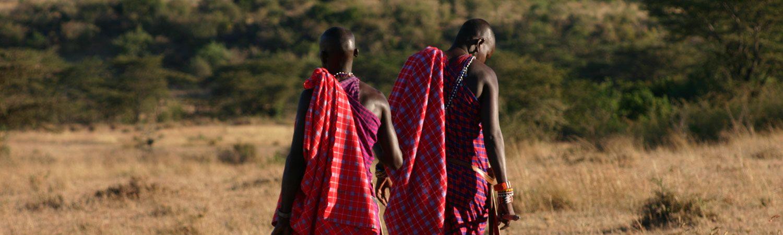 Kenia wakacje wycieczki Masajowie z Masai Mara