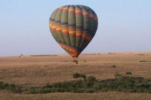 Wakacje Kenia wycieczki loty balonem