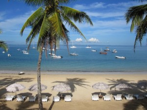 Madagaskar hotel royal beach wyspa nosy be