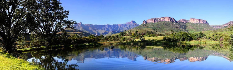 RPA wakacje Góry Smocze Drakensberg Amfiteatr