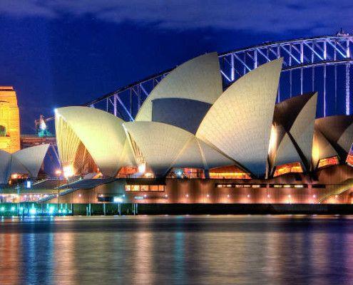 Australia wakacje