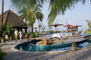 Birma wczasy hotel Aureum Palace Ngapali Beach