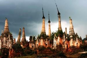 wakacje Birma wycieczki pagody