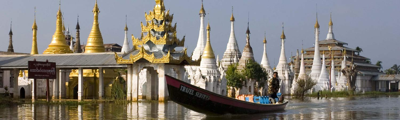 Birma wycieczki egzotyczne