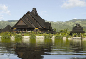Myanmar wczasy hotel Inle Princess