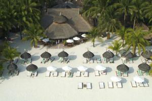 Filipiny plaże