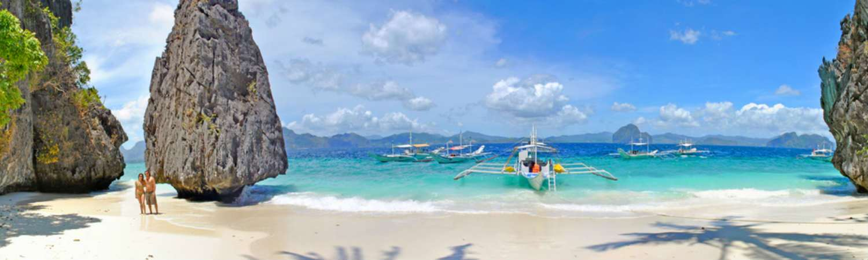 wakacje Filipiny wczasy plaże