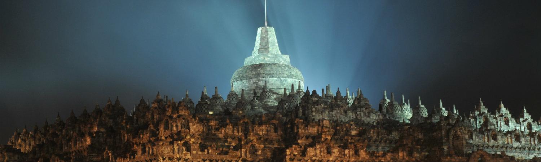 Indonezja wycieczki Borobudur