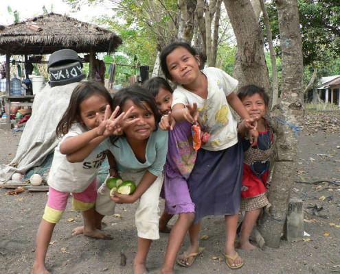 Lombok wyieczki