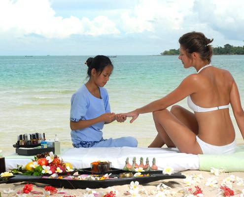 Kambodża Podróże poślubne