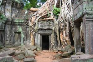 wycieczki Kambodża objazdowe Angkor Wat