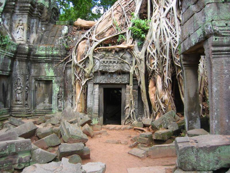 Kambodza wycieczki objazdowe Angkor Wat
