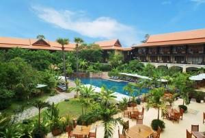 Kambodza Siem Reap wycieczki hotel Victoria Angkor