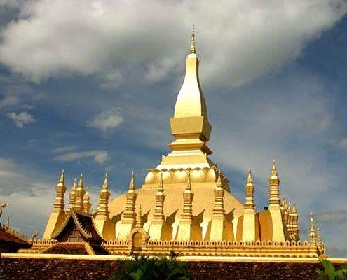 laos wakacje vientiane