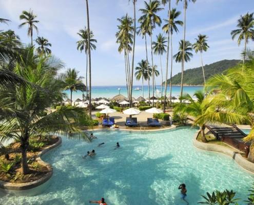 Malezja egzotyczne wakacje hotel Berjaya Resort wczasy Redang