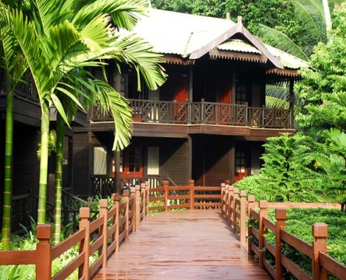 Malezja hotel Berjaya Resort Redang