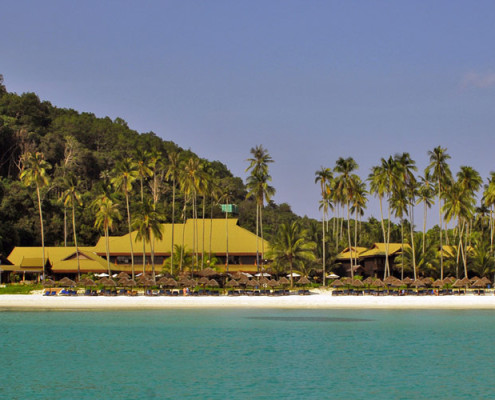 Malezja egzotyczne wakacje hotel Berjaya Resort Redang