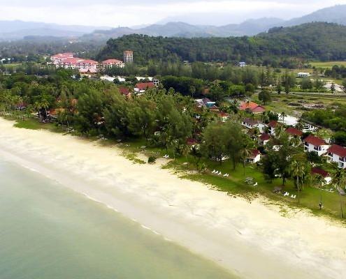 Malezja aktywne wakacje Hotel Frangipani resort