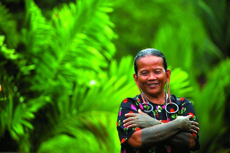 Borneo egzotyczne wycieczki. Malezja