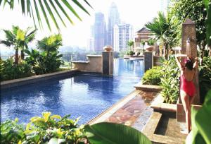 Malezja Kuala Lumpur Hotel Mandarin wyjazdy firmowe wyjazdy służbowe