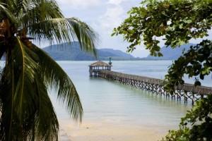 Malezja podróże poślubne. Romantyczny hotel Westin Resort & Spa LANGKAWI