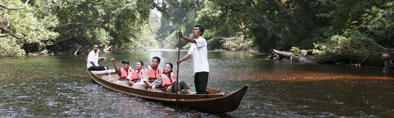 Malezja wycieczki Tahan River