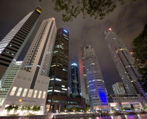 Singapur wycieczki egzotyczne wakacje