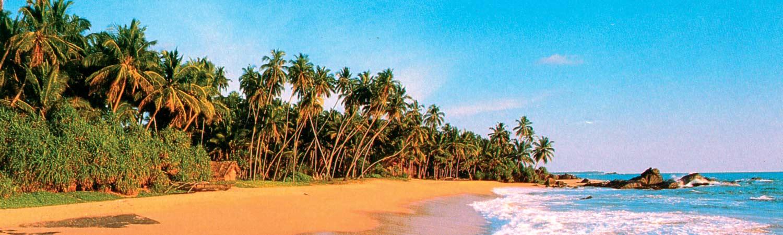 Sri Lanka wakacje plaża