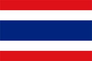 Flaga Tajlandia Pogoda, waluta, wiza,szczepienia i inne informacje praktyczne