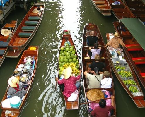 Tajlandia wakacje - egzotyczne wycieczki