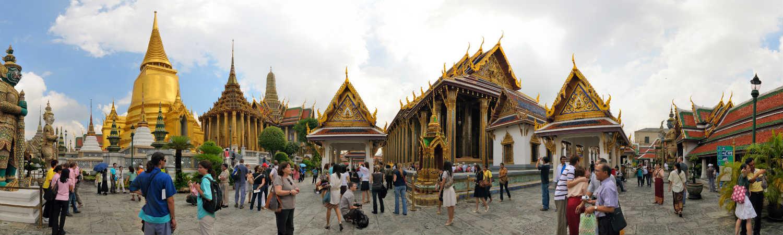 Tajlandia egzotyczne wycieczki z TOP TRAVEL. Zabytki