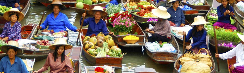 Tajlandia egzotyczne wycieczki objazdowe z TOP TRAVEL.