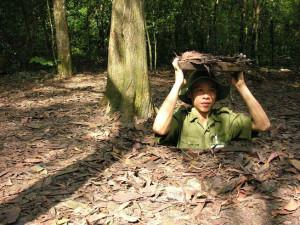 Wietnam atrakcje Cu-Chi. Wycieczki objazdowe TOP TRAVEL