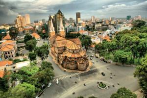 Wietnam atrakcje Sajgon. Wycieczki objazdowe TOP TRAVEL