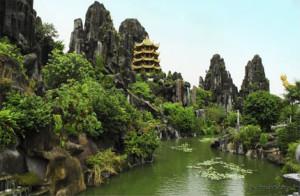 Wietnam atrakcje góry Marmurowe. Wycieczki objazdowe TOP TRAVEL