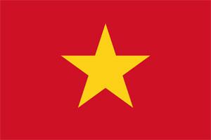 Flaga Wietnam Pogoda, waluta, wiza,szczepienia i inne informacje praktyczne