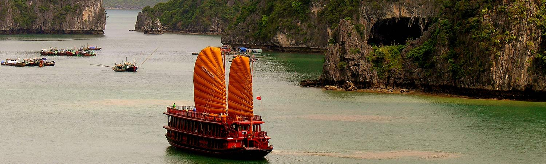 Wietnam wczasy Wietnam wycieczki Ginger