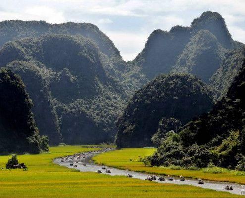 Wietnam egzotyczne wakacje góry trekking. TOP TRAVEL Ekskluzywne wycieczki Azja.