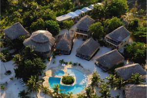 Belize egzotyczne wakacje Hotel Portofino bungalowy. TOP TRAVEL Ekskluzywne wycieczki Ameryka Środkowa.