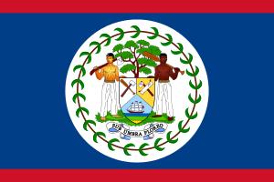 Flaga Belize Pogoda, waluta, wiza,szczepienia i inne informacje praktyczne