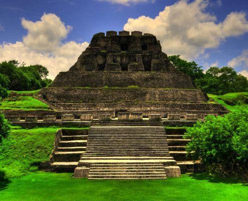 Belize egzotyczne wakacje zabytki piramidy majów. TOP TRAVEL Ekskluzywne wycieczki Ameryka Środkowa.