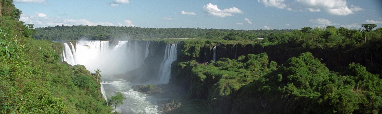 Brazylia wakacje Foz do Iguncu
