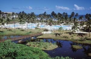 ekskluzywne wakacje Brazylia Bahia hotel Sauipe
