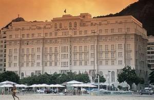 Luksusowe wakacje Brazylia Rio de Janejro wycieczki hotel Copacabana